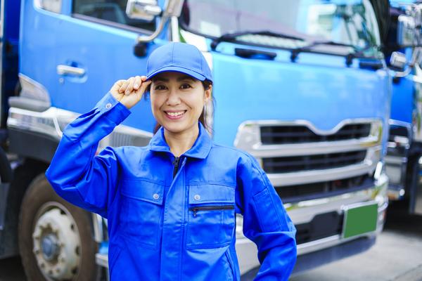 女性ドライバーも働きやすい環境づくりサムネイル
